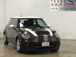 2013_MINI_Cooper_AUTOMATIC PREMIUM PKG PANORAMA LEATHER HEATED SEATS BLUETOOTH_ Carrollton TX