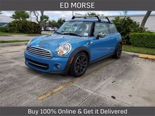 2013_MINI_Cooper_Base_ Delray Beach FL