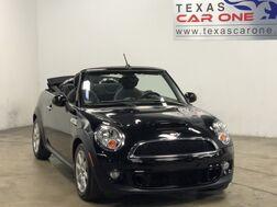 2013_MINI_Cooper Convertible_S AUTOMATIC LEATHER SEATS BLUETOOTH ALLOY WHEELS CRUISE CONTROL_ Carrollton TX