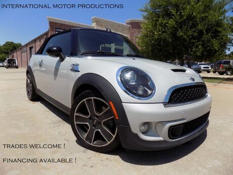 2013 MINI Cooper Convertible S Carrollton TX