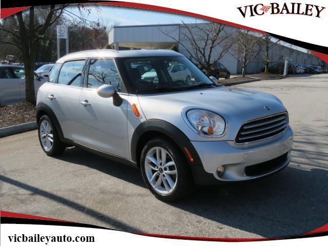 2013 MINI Cooper Countryman  Spartanburg SC