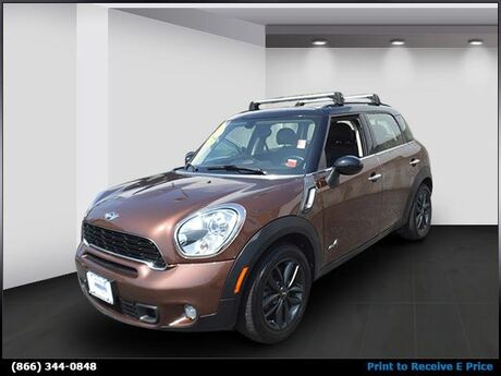 2013 MINI Cooper Countryman S ALL4 Brooklyn NY