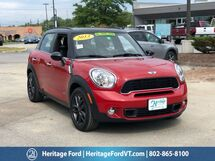 2013 MINI Cooper Countryman S ALL4 South Burlington VT