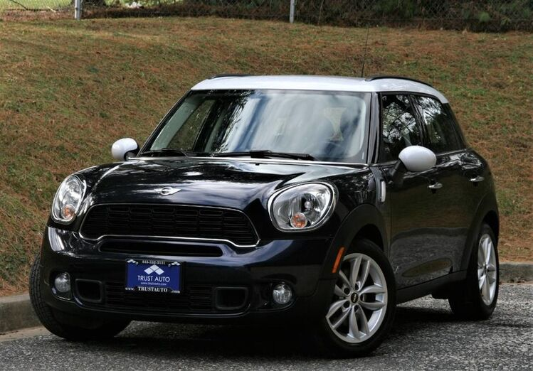 2013 MINI Cooper Countryman S ALL4 Sykesville MD