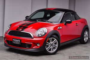 2013_MINI_Cooper Coupe_S_ Akron OH