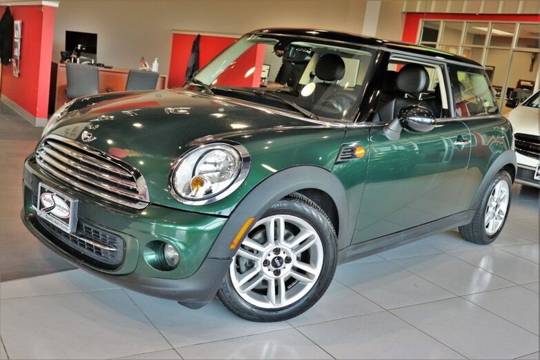 2013 MINI Cooper Hardtop Premium Package 2 Panoramic Sunroof Steptronic Automatic Transmission 16 Inch Wheels 1 Owner Springfield NJ