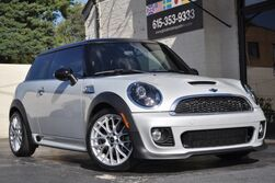 MINI Cooper Hardtop S/Rare White Silver Metallic Paint/Steptronic Automatic Trans/JCW Exterior Package w/ Xenons/JCW Interior Package w/ Leather Lounge Upholstery/Harman Kardon Bluetooth Audio 2013