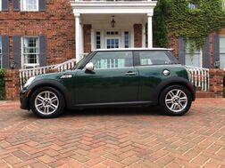 2013_MINI_Cooper Hardtop_S type british green with white top GORGEOUS EXCELLENT CONDITION MUST C & DRIVE_ Arlington TX