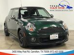 2013 MINI Cooper LEATHER HEATED SEATS BLUETOOTH ALLOY WHEELS CRUISE CONTROL
