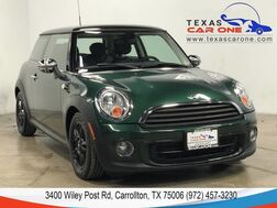 2013_MINI_Cooper_LEATHER HEATED SEATS BLUETOOTH ALLOY WHEELS CRUISE CONTROL_ Carrollton TX