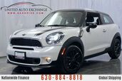 2013 MINI Cooper Paceman 1.6L Twin Turbo Engine FWD Coupe S w/ Panoramic Sunroof, Bluetooth, USB & AUX input, Heated Leather Seats