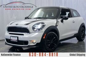 2013_MINI_Cooper Paceman_1.6L Twin Turbo Engine FWD Coupe S w/ Panoramic Sunroof, Bluetooth, USB & AUX input, Heated Leather Seats_ Addison IL