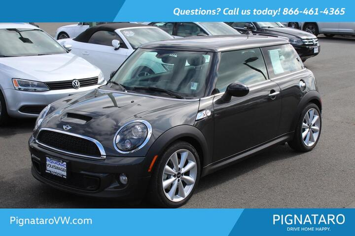 2013 MINI Cooper S Base Everett WA