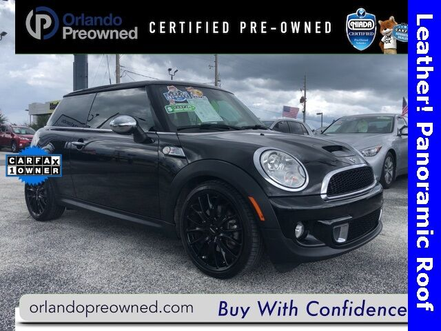 2013 MINI Cooper S Base Orlando FL