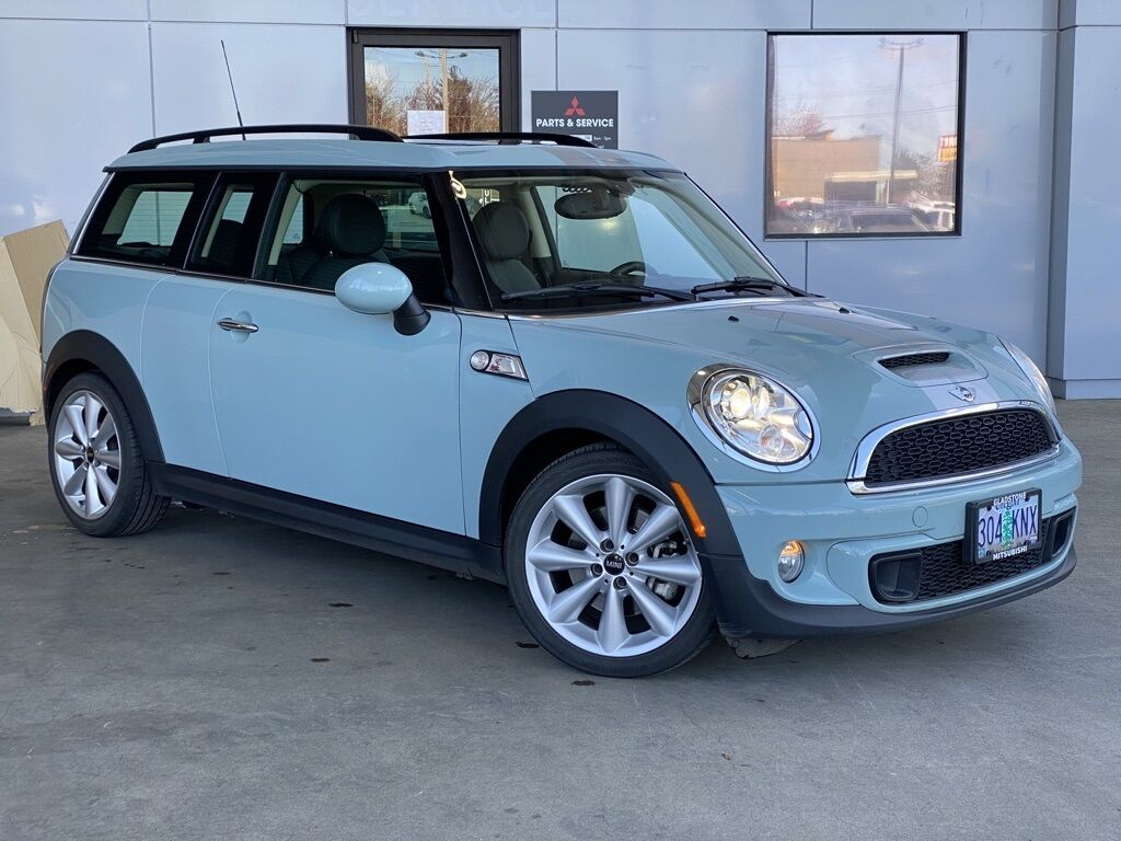 2013 MINI Cooper S Clubman Milwaukie OR
