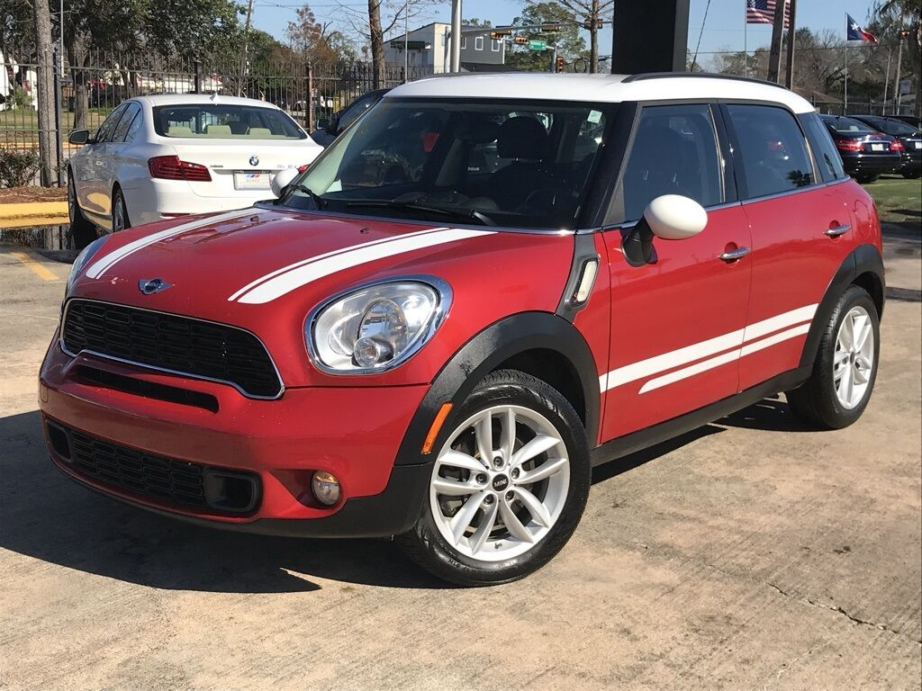 2013_MINI_Cooper S Countryman_Base_ Houston TX