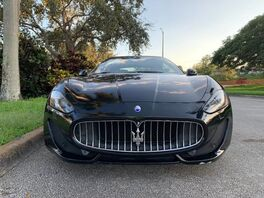 2013_Maserati_GranTurismo Convertible_Sport_ Hollywood FL