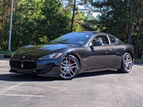 2013 Maserati GranTurismo Sport Cary NC