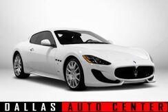 2013_Maserati_GranTurismo_Sport Coupe_ Carrollton TX