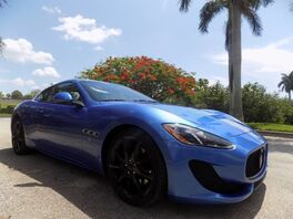 2013_Maserati_GranTurismo_Sport_ Fort Lauderdale  FL