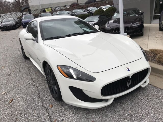 2013 Maserati GranTurismo Sport Germantown MD