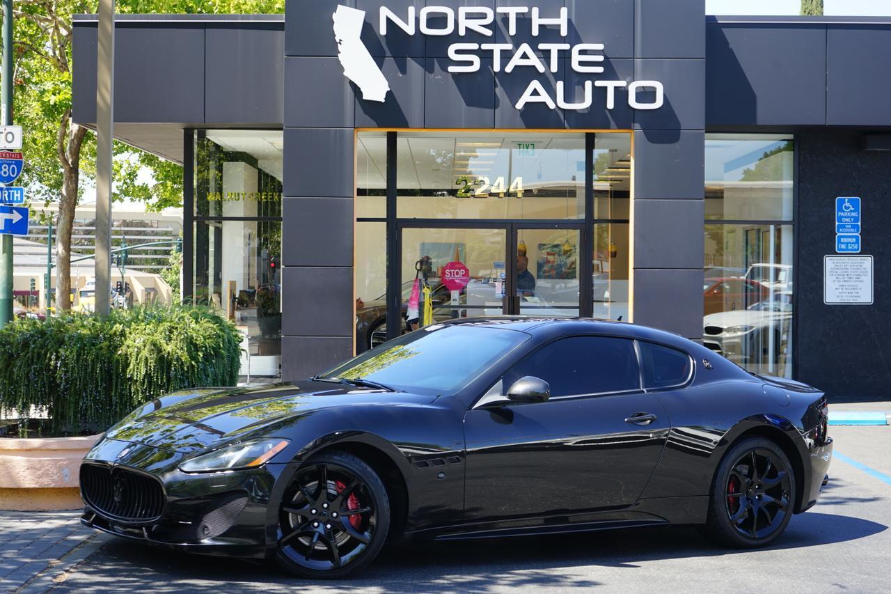 2013 Maserati GranTurismo Sport Walnut Creek CA