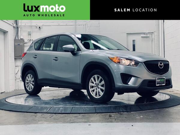 2013_Mazda_CX-5_AWD Sport_ Portland OR