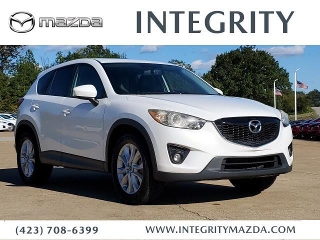 2013 Mazda CX-5 FWD 4dr Auto Grand Touring