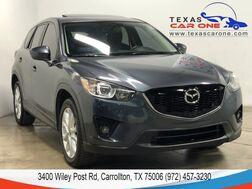 2013_Mazda_CX-5_GRAND TOURING TECH PKG BLIND SPOT ASSIST NAVIGATION SUNROOF LEAT_ Carrollton TX
