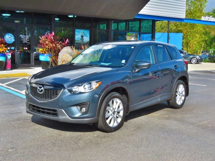2013 Mazda CX-5 Grand Touring Jacksonville FL