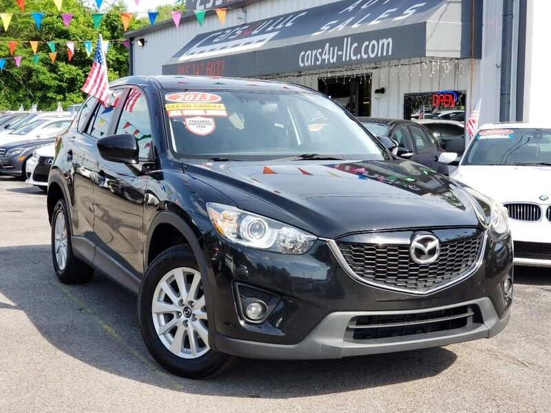 Used 2013 Mazda Cx 5 Touring In Knoxville Tn
