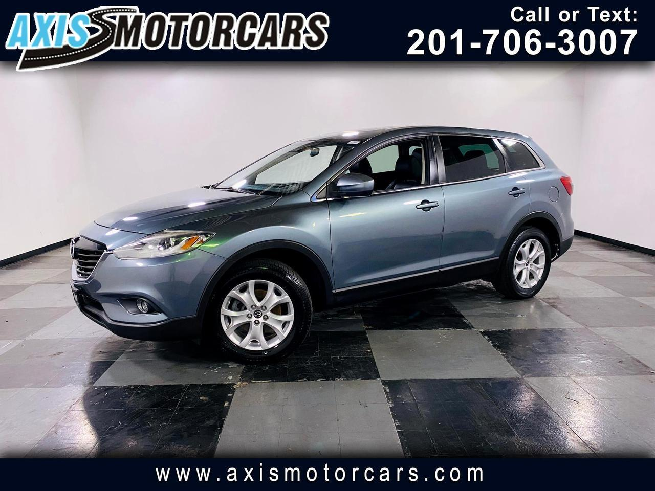 2013 Mazda CX-9 AWD 4dr w/Backup Camera Navigation Sun Roof Jersey City NJ