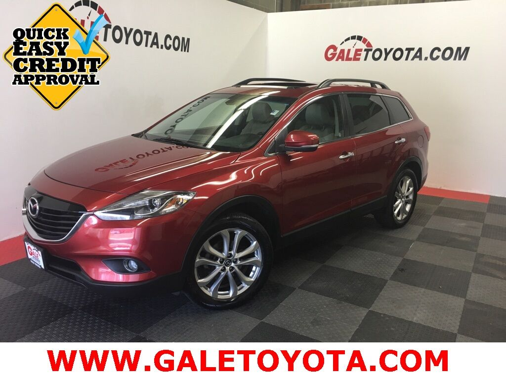 2013 Mazda CX-9 Grand Touring Enfield CT