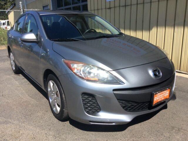 2013 Mazda MAZDA3 i SV MT 4-Door Spokane WA