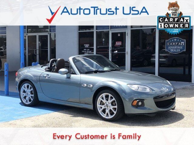 2013 Mazda MX-5 Miata PRHT Grand Touring Miami FL
