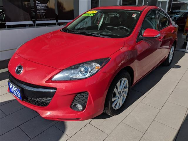 2013 Mazda Mazda3 4DR SDN MAN I GRAND TOURI Brookfield WI