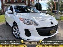 2013_Mazda_Mazda3_GX-$46Wk-LOWkm-PwrWndws-A/C-GreatTires_ London ON