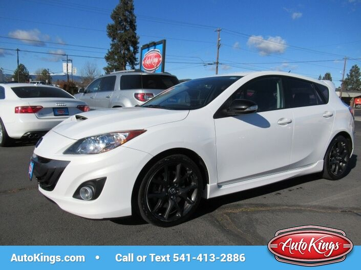 2013 Mazda Mazda3 Mazdaspeed3 Touring Bend OR