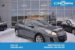2013_Mazda_Mazda3 Sport_GT Tech *Local/One Owner/Navigation*_ Winnipeg MB