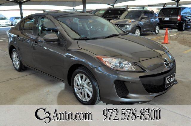 2013 Mazda Mazda3 i Grand Touring Plano TX