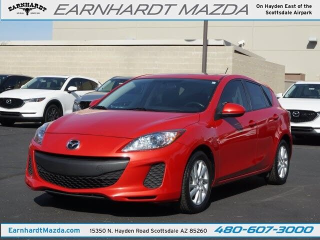 2013 Mazda Mazda3 i Grand Touring Scottsdale AZ