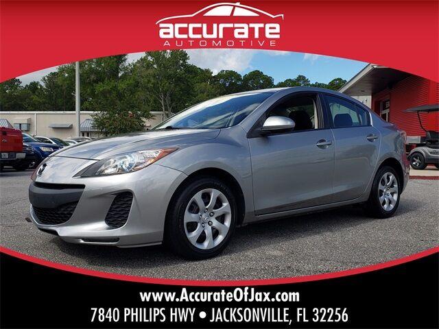 2013 Mazda Mazda3 i Sport Jacksonville FL