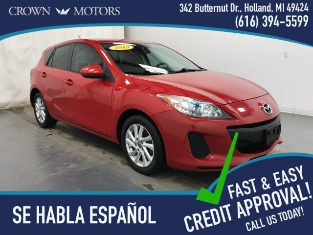 2013 Mazda Mazda3 i Touring Holland MI