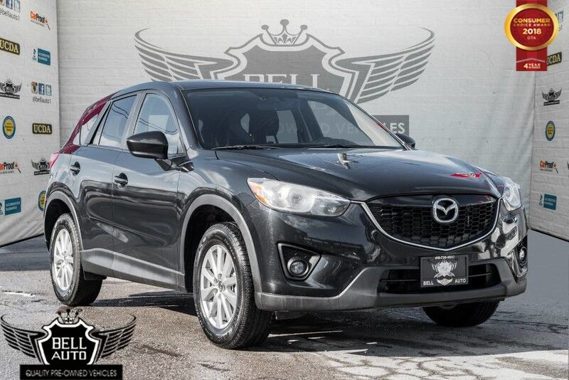 2013 Mazda No Model CX-5 GS AWD, BLUETOOTH, BACK-UP CAM, HEATED SEAT, MOONROOF