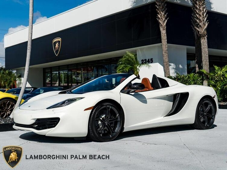 2013_McLaren_MP4-12C__ Palm Beach FL