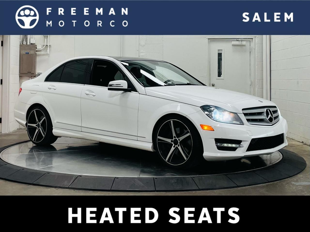 2013 Mercedes-Benz C 300 4MATIC Heated Seats Multimedia Package Salem OR