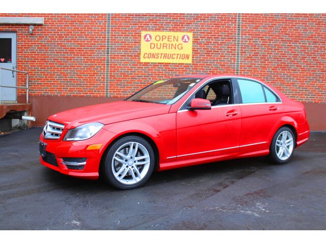 2013 Mercedes-Benz C 300 Sport 4MATIC® Merriam KS