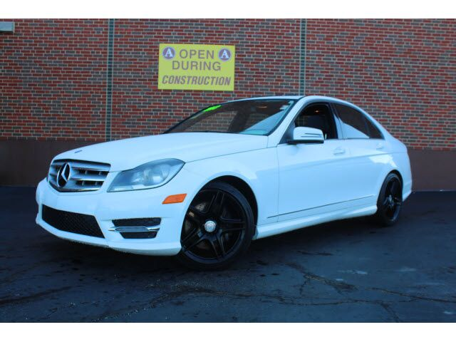 2013 Mercedes-Benz C C 300 Sport 4MATIC® Kansas City KS