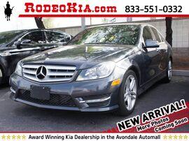 2013_Mercedes-Benz_C-Class__ Phoenix AZ