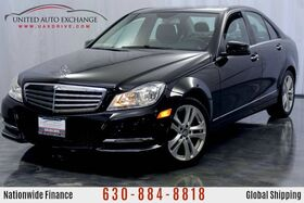 2013_Mercedes-Benz_C-Class_3.5L V6 Engine AWD 4matic C 300 Luxury Package w/ Navigation, Sunroof, Heated Leather Seats, Harman Kardon Premium Sound System, Bluetooth Connectivity, USB & AUX Input_ Addison IL